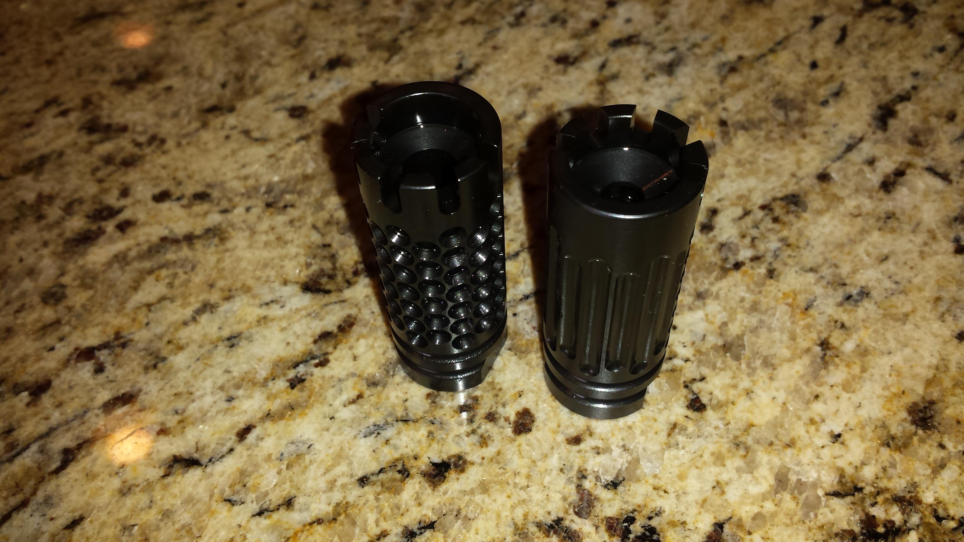 Muzzle Brake / Compensator 1/2-28